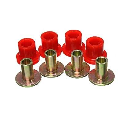 Energy Suspension 8.10106R Rack & Pinnion Bushing Set: Automotive