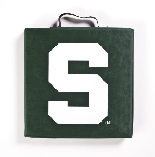 Michigan State Seat Cushion - NCAA Michigan State Spartans Seat Cushion
