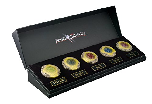 Power Rangers Movie Legacy Coins]()