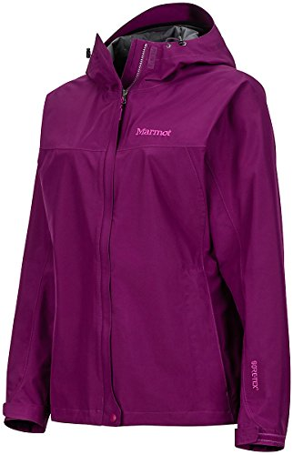 Marmot Womens Minimalist Jacket (Large, Deep Plum)