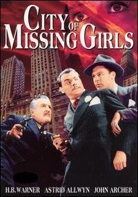 City Of Missing Girls (Max Dancer On Dancing With The Stars)