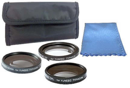 SSE 5PC Filter Kit For Yuneec Typhoon Q500 4K & Typhoon H