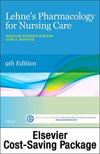 : Pharmacology Online for Pharmacology for Nursing Care (Access Code and Textbook Package)