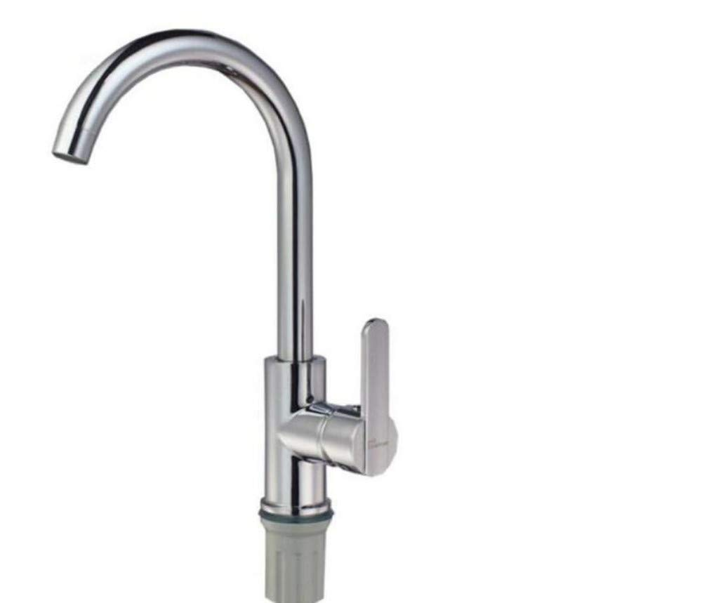 Taps Kitchen Sinktaps Mixer Swivel Faucet Sink Copper Cold and Hot Kitchen Faucet Sink