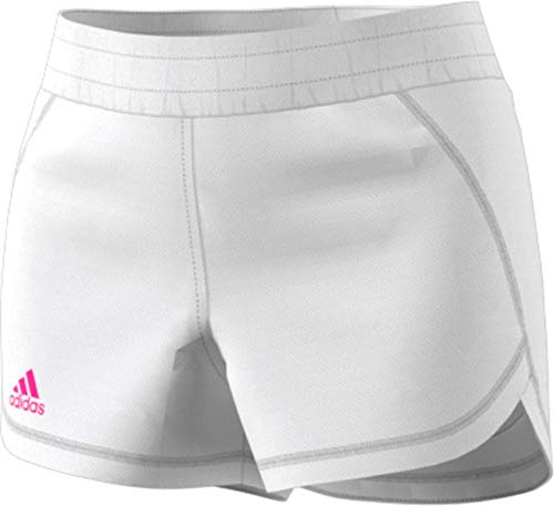 adidas Tennis Seasonal Shorts, White, Medium
