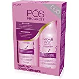 Inoar Professional - POS Progress Shampoo & Conditioner - 250ml / 8.45oz