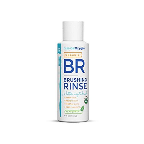 Essential Oxygen Brushing Rinse, Travel Size 3 Oz