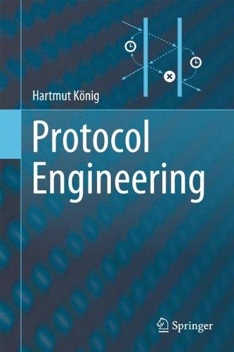 Protocol Engineering [Konig, Hartmut] (Tapa Dura)