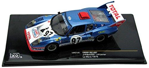 1/43 リジェJS2(マセラッティ)1975年ル・マン24時間 #97 ドライバー:J-P.Beltoise/J-P.Jarier 「クラシックル・マン24時間シリーズ」 LMC135