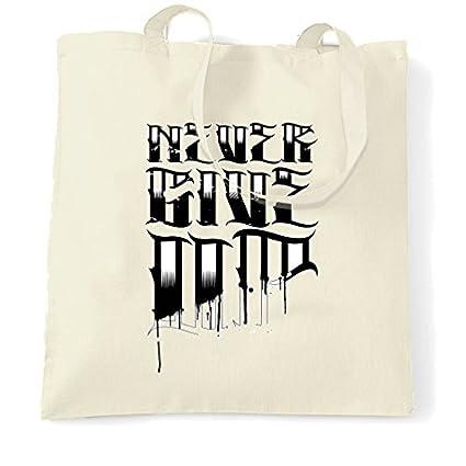 Valentine Herty - Bolso para la compra con diseño de logotipo de ...