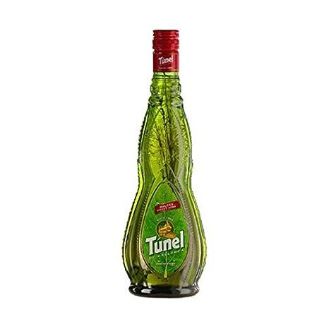 Licor de Hierbas Mallorca Dulces Tunel 1 Litro Botella plastíco 22%