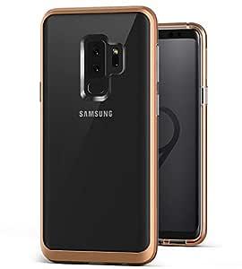 VRS Design Samsung Galaxy S9 PLUS Crystal Bumper cover/case - Blush Gold
