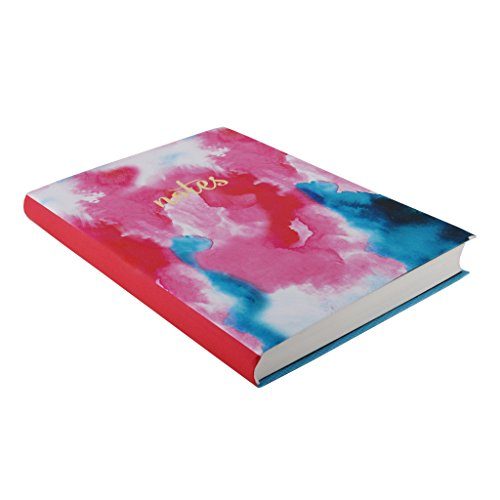 Classic softcover Perfect for Travel Notebook Journal Diary College Ruled Story Writing in Paper for Men Women & Girls with Bookmark Enclosed (7 in X 5 in) by Pinaken (Image #2)