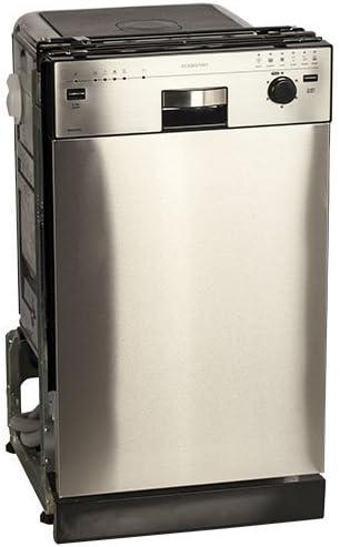 edgestar lavavajillas 18 pulgadas integrado – Acero inoxidable ...