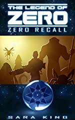 Zero Recall (The Legend of ZERO, Book 2)