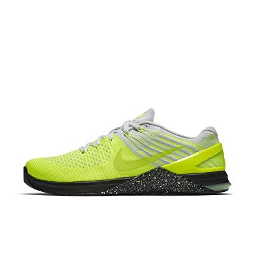 Mens Volt Ghost black Metcon Nike Cross Training pure Green Flyknit Platinum DSX Shoes qtqcZ0
