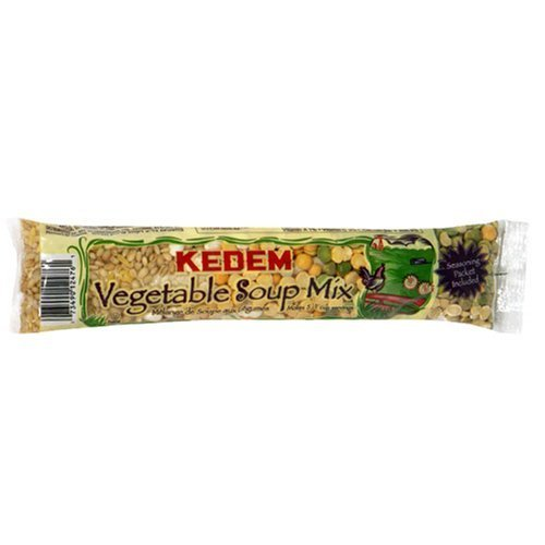 Mix Soup Cello (Kedem Cello Soup Mix, Vegetable Soup Mix, 6-Ounce (Pack of 24) by Kedem)