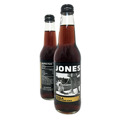 Jones Soda Cane Sugar Cola