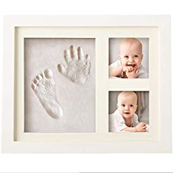 Bubzi Co BabyFootprint Kit & Handprint P...