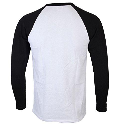 T-Shirt Männer mit langen Ärmeln Slash - Snowblind - ROCK OFF - SLRL13MW XXL