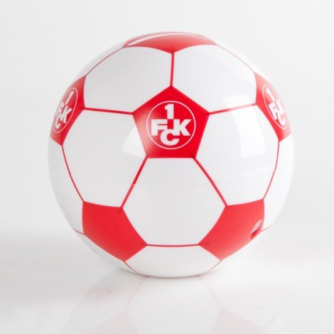 1. FCK / 1. FC Kaiserslautern Sound Spardose FUSSBALL Bertels Fanartikel