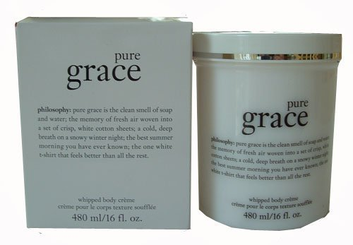 philosophy super-size whipped body creme 16 oz. (Pure Grace) - Grace Body Butter