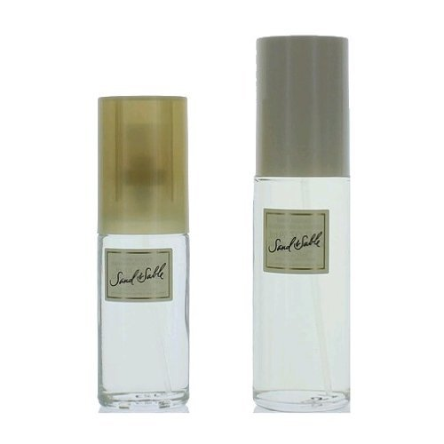Sand & Sable by Coty for Women 2 Piece Set Includes: 2.0 oz Cologne Spray + 1.0 oz Cologne Spray by SAND & - Sable Sand