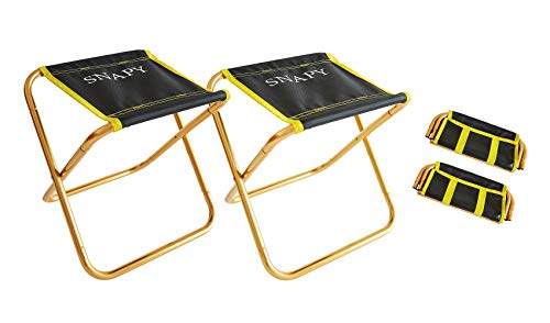 Triple Tree Portable Folding Stool Super Strong Heavy