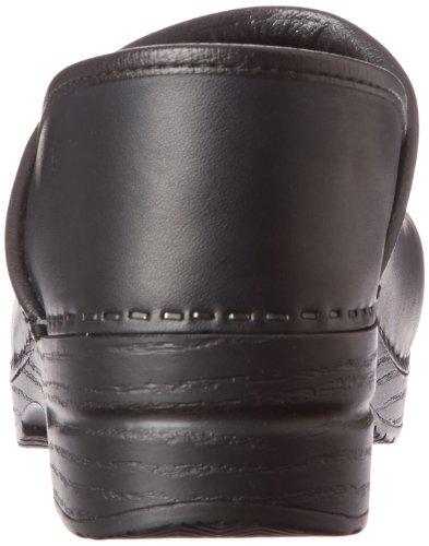 Piel Black Dansko 44 Zuecos Professional Box Sq5x5w0n