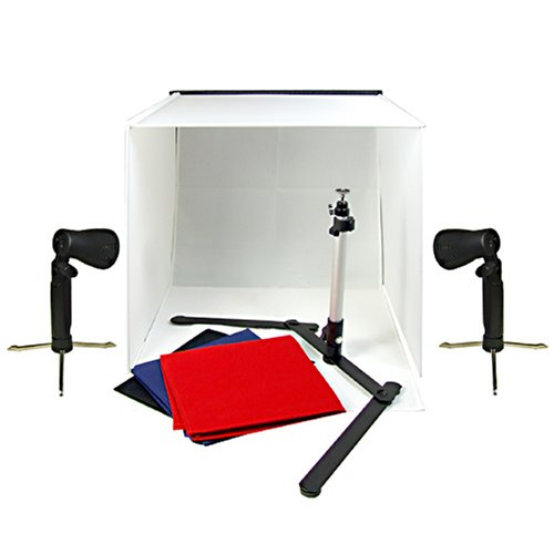 PBL PHOTO, LIGHT TENT, NEW 16-Inch LIGHT TENT KIT CONTINUOUS LIGHTING KIT, PHOTO LIGHT, LIGHT BOX, PHOTO LIGHT KIT Steve Kaeser Photographic Lighting by PBL