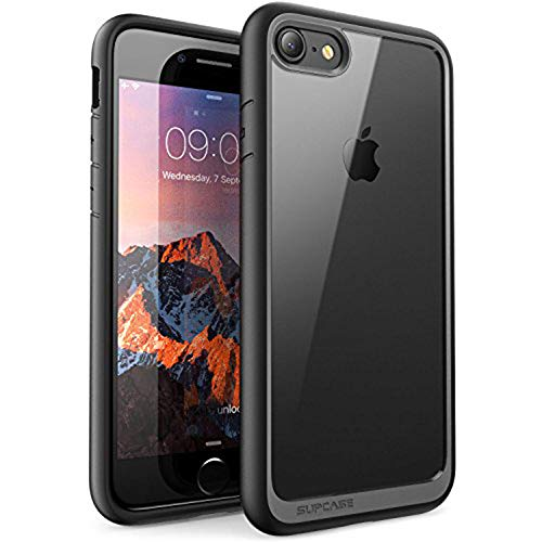 iPhone 8 Case, SUPCASE Unicorn Beetle Style Premium Hybrid Protective Clear Bumper Case [Scratch Resistant] for Apple iPhone 7 2016 / iPhone 8 2017 Release - Style Iphone Phones