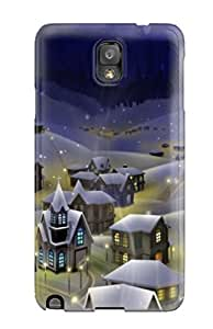 Rachel B Hester Galaxy Note 3 Well-designed Hard Case Cover Christmas 0 Protector