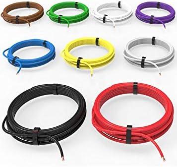 15M Orange 2.5mm 30Amp Automotive Cable Wire
