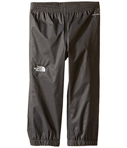 Pants Rain North Face (The North Face Toddler Tailout Rain Pants - Graphite Grey - 3T)