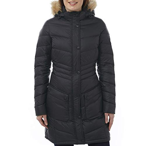 Jacket Womens TOG Buffy Down 24 Black fcIIrE1