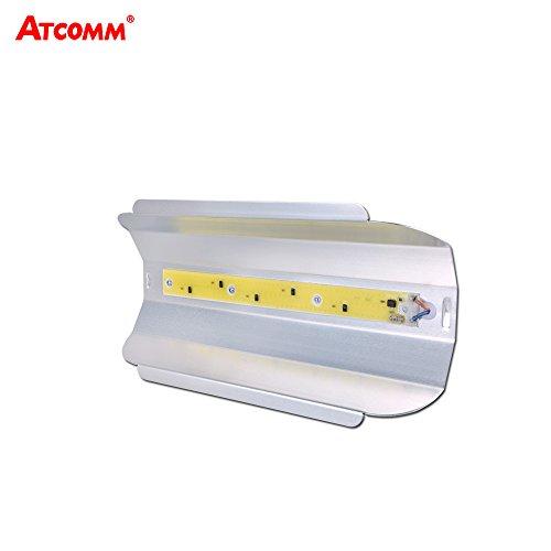 New Warm White, 50W 110V : 30W 50W LED Flood Light 110V 220V High Lumen IP67 Waterproof High Power COB LED Chip LED Diode Matrix Street Light Spotlight
