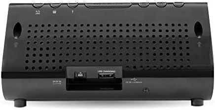 Amazon.com: Magnasonic - Radio despertador con carga USB ...