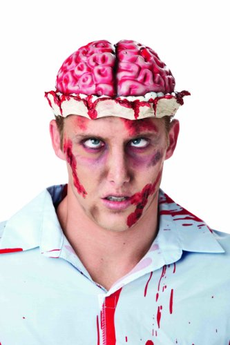 [Zombie Brain] (Mens Halloween Costume Ideas Last Minutes)