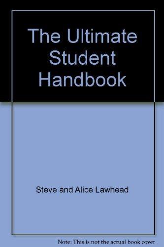 The ultimate student handbook