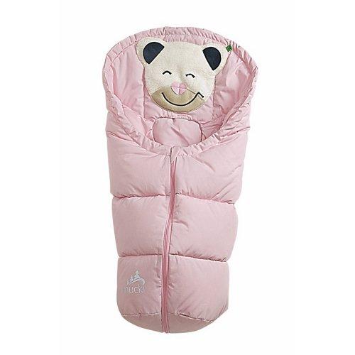 Odenwälder 11440 Fußsäckchen Mucki P5 Für Die Babyschale Rosa Baby