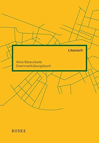 Grammatikübungsbuch Litauisch
