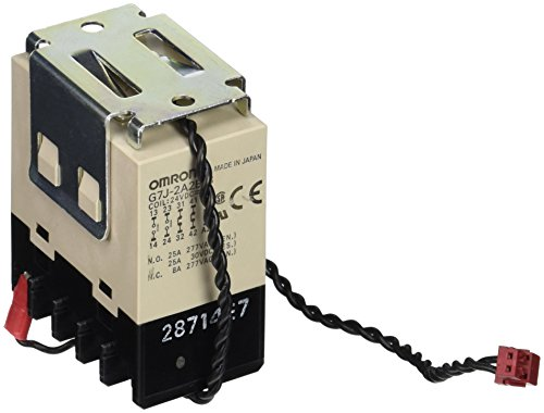 Pentair 520198 3 HP Two Speed Pump Relay Assembly Replacement Pool and Spa Control (2 Speed Pump Relay)
