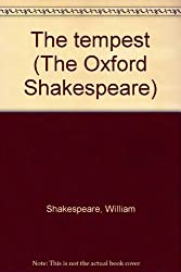 The tempest (The Oxford Shakespeare)