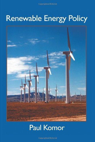 Renewable Energy Policy (Diebold Institute Monograph)