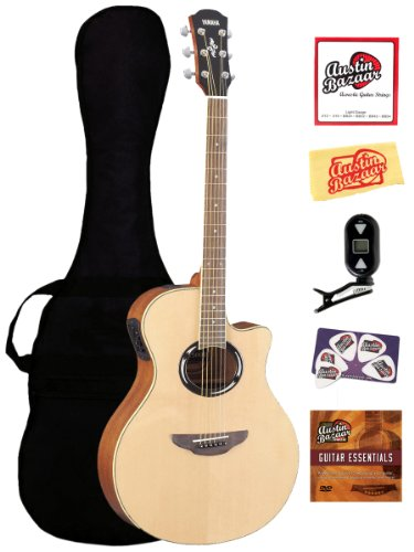 Yamaha APX500III Acoustic Electric Instructional Polishing