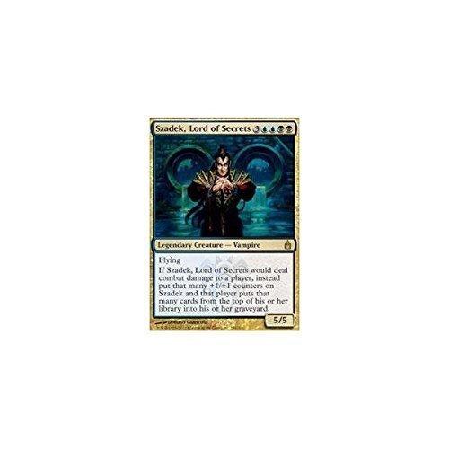 Magic The Gathering - Szadek, Lord of Secrets - Ravnica - Foil
