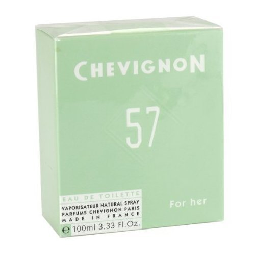 JACQUES BOGART Chevignon 57 By Jacques Bogart For Women Eau De Toilette Spray 3.4 ()