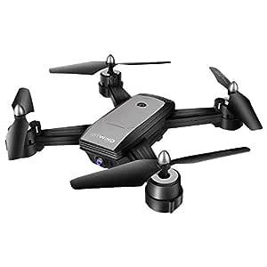 ZB HD Avión Drone Doble Cámara Gesto Foto Óptica Flujo ...