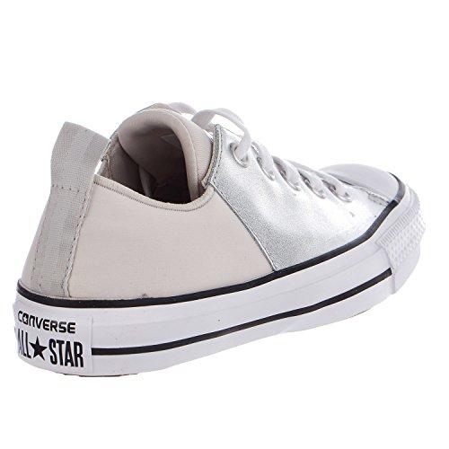 Converse Chuck Taylor All Star Kustlijn Muis / Zwart / Wit Lace-up Sneaker - 6.5 B (m) Ons