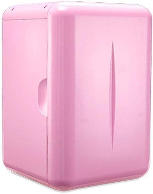 Nevera Portatil Mini refrigerador con congelador portátil, mini ...